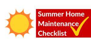 Summer_Home_Maintenance_Checklist